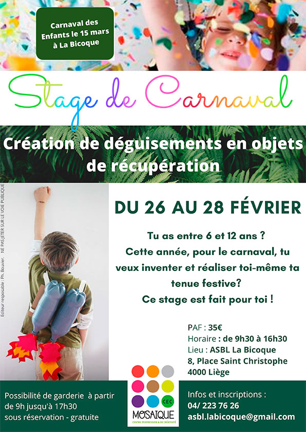 Stage-Carnaval